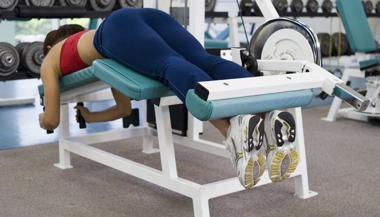 Closed Chain Hamstring Exercises