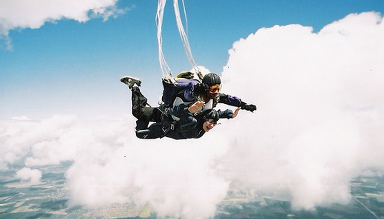 Skydiving Safety Rules