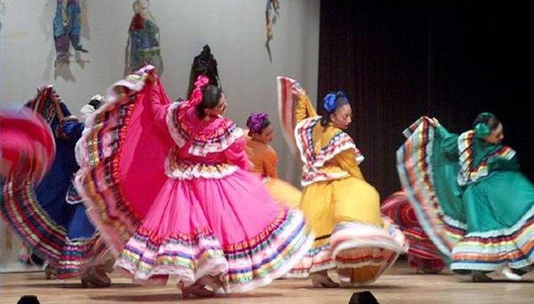 57cf3ac26ccf7 Apesar das danças serem comuns a todo o México