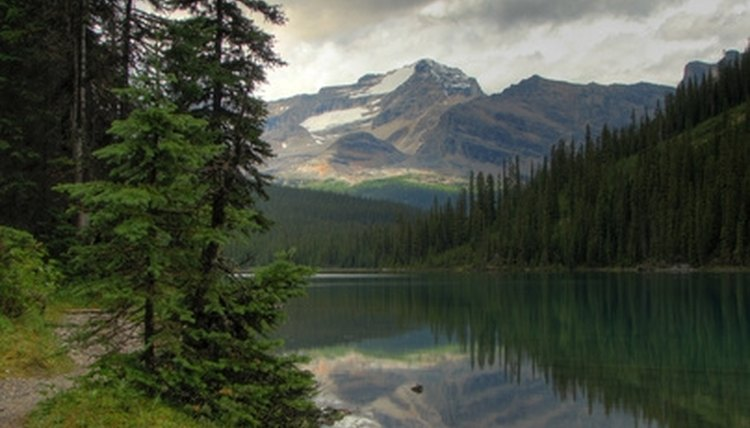 Canada's stunning natural scenery is a draw for would-be expats.