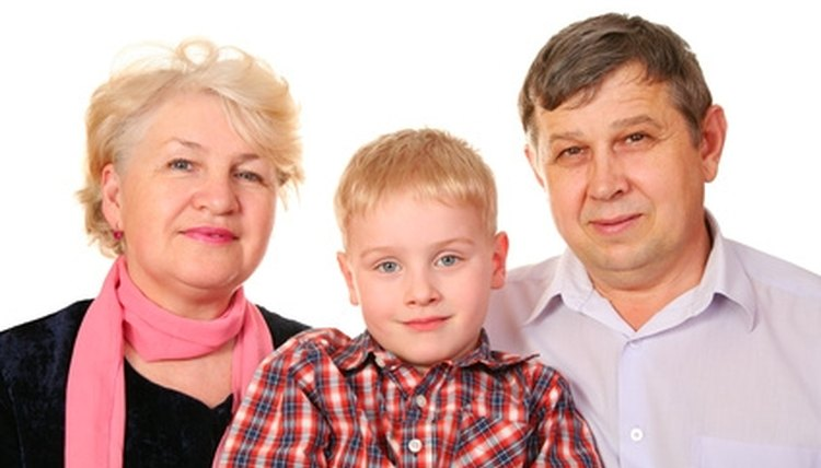 Grandparents are often considered as appropriate caregivers for third-party custody.