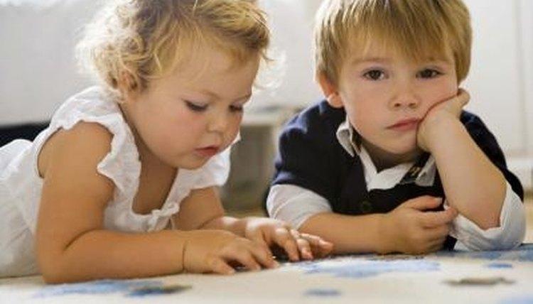 The court procedures vary for temporary custody and full custody of children.