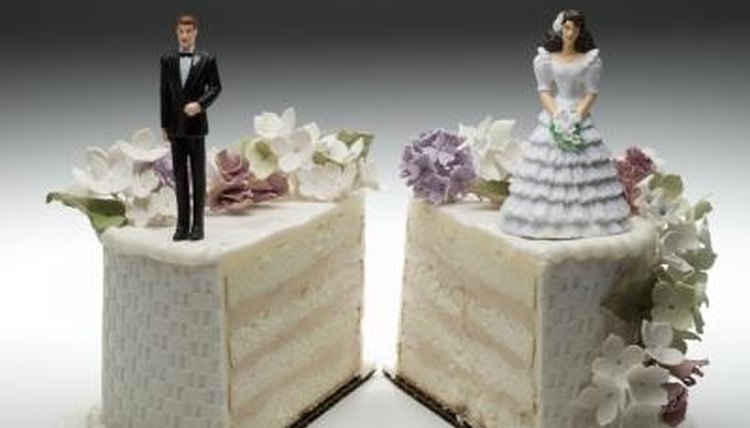In Nevada, couples can get a divorce based on incompatibility.