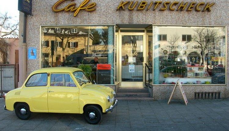 Cafe Kubitschek in Munich. Photo courtesy of Cafe Kubitschek.
