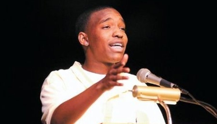 A Successful Speech