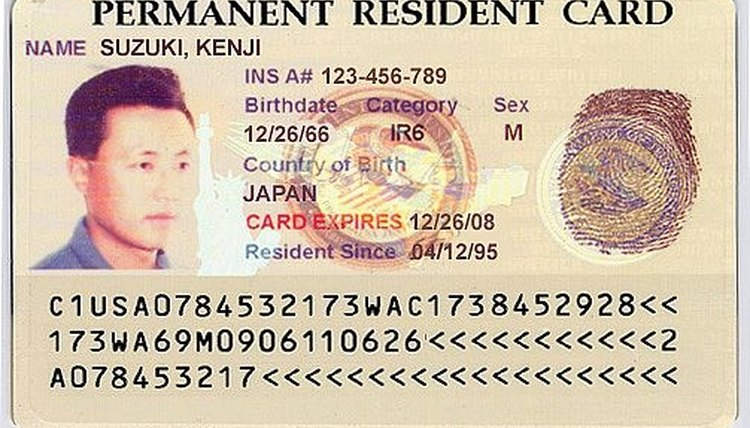 Get a Green Card