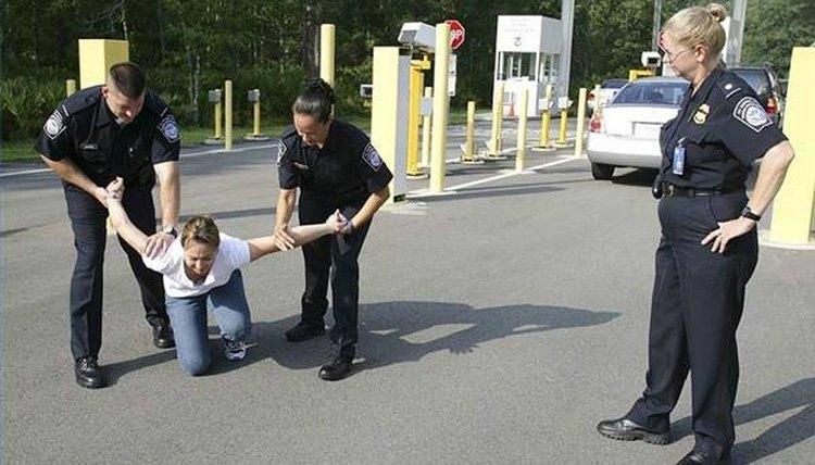 Arrest Warrant Process