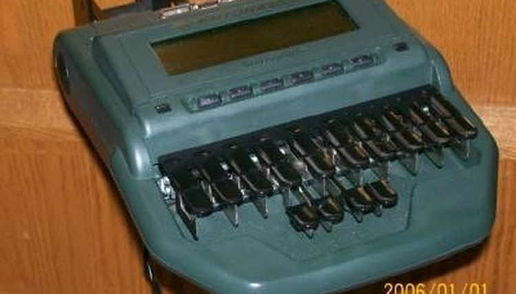 Become a Court Stenographer