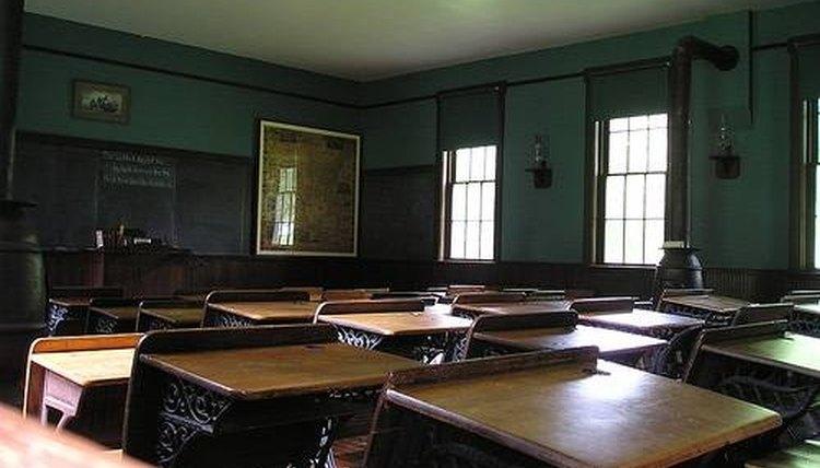 The History of School Desks