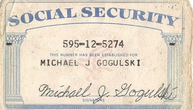 Get a New Social Security Number