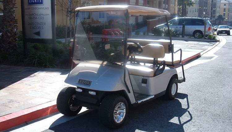 Ohio Law: Golf Carts on the Roadway