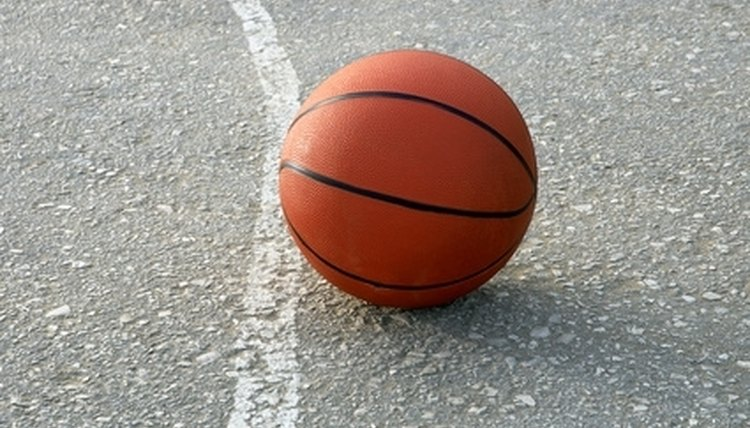 Sports such as basketball can be adapted for students with special needs.