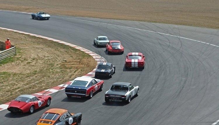 Motorsport engineers design, evaulate and build race cars.