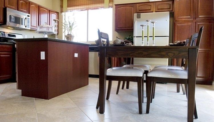 A kitchen remodel, acceptance, a building permit