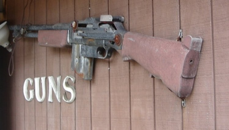 All firearm dealers must obtain a special license before setting up shop.