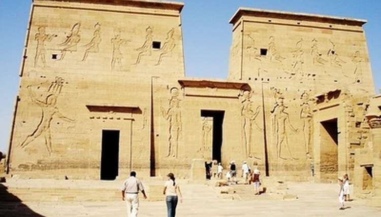 Egypt offers a number of educational opportunities.