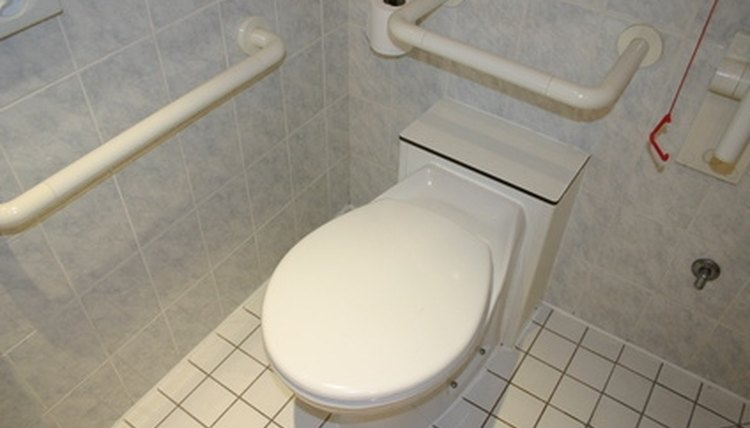 Federal Requirements for Handicapped Bathrooms | Legalbeagle.com