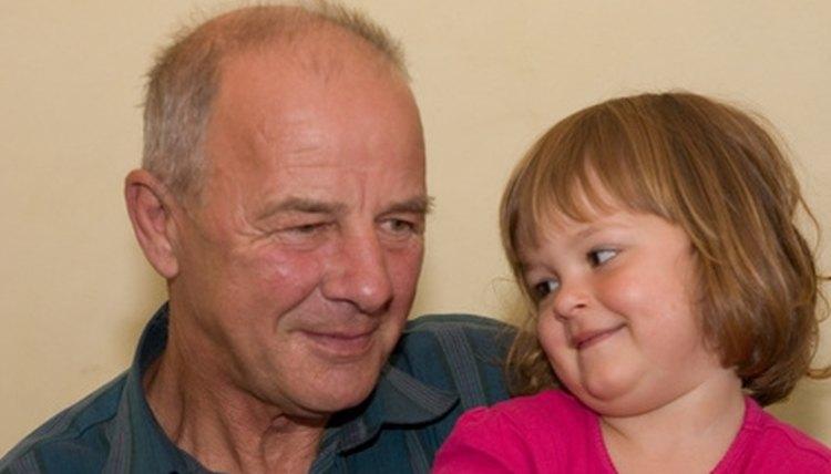 Grandparents can gain custody of children.
