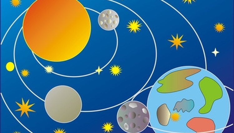 There are many fun solar system projects for third graders.
