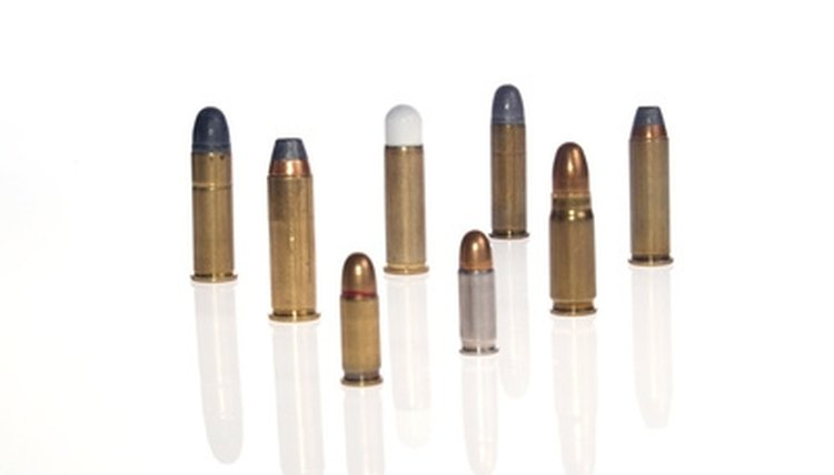 No two weapons leave the same mark on their expended rounds or shells.