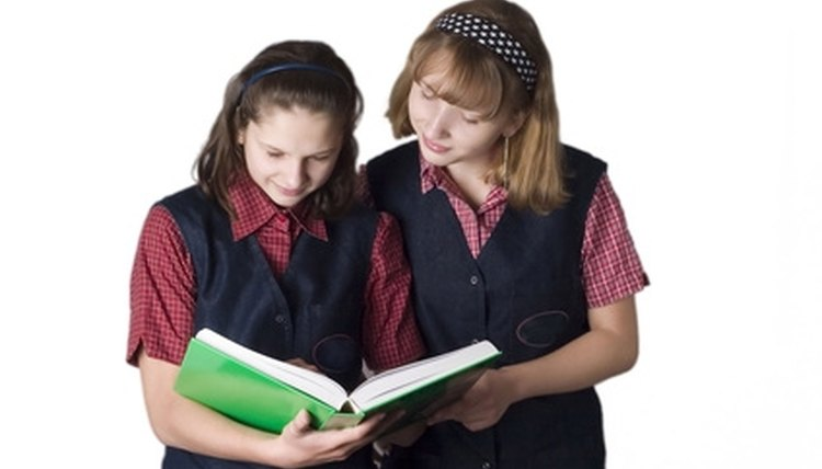 School uniforms seem to solve school problems, but clothing choices teach lessons, too.