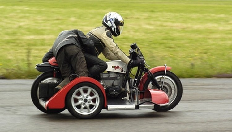 Motorcycle Sidecar Laws Differ Among States