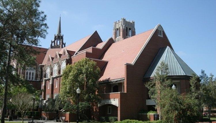 University Auditorium at the University of Florida