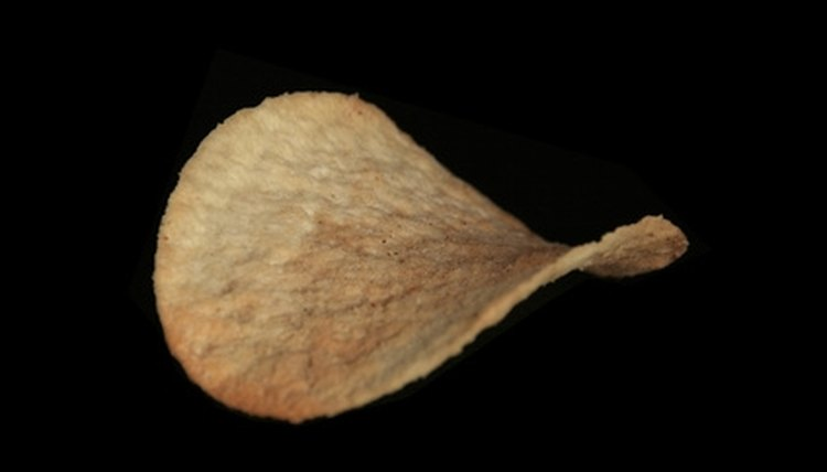 A properly packaged Pringles potato chip can survive the mail without breaking.