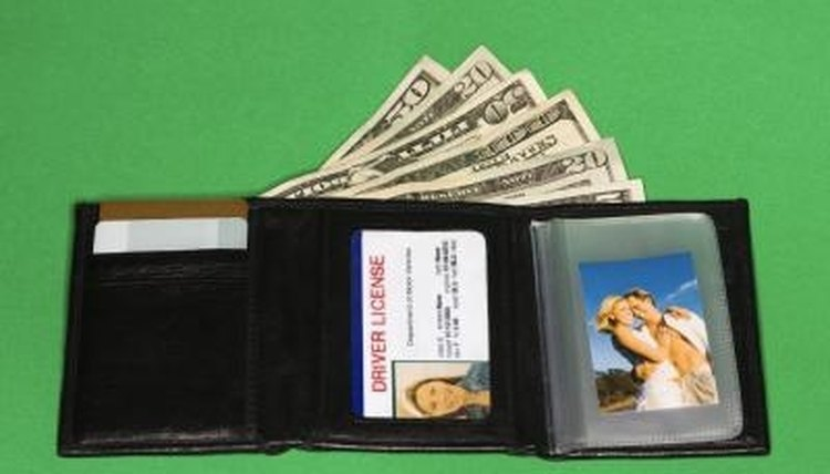 your identification card, your wallet