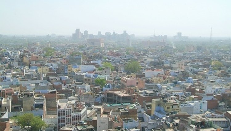 New Delhi has over 12 million residents as of 2010.