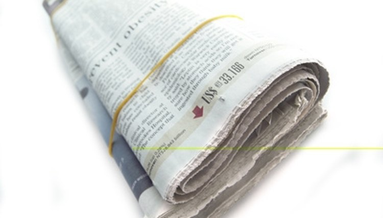 Newspapers are full of topics you can use in a conversation class.