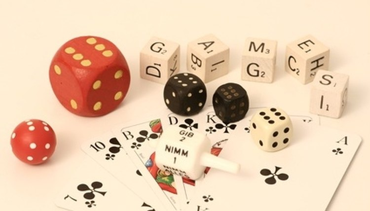 Probability involves skill and chance.