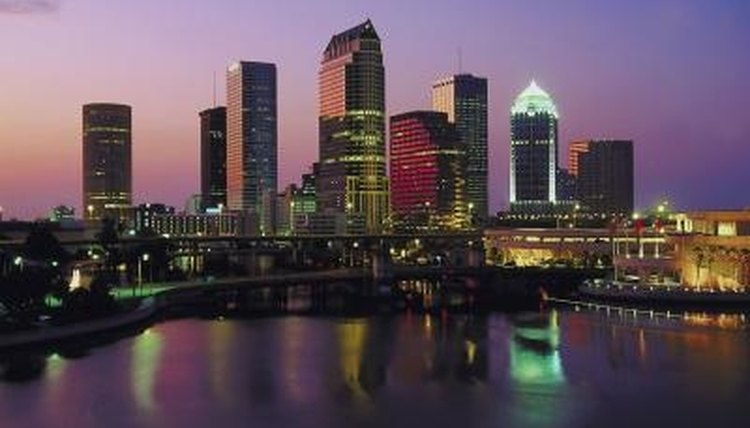 Get your degree in or near Tampa, Florida,