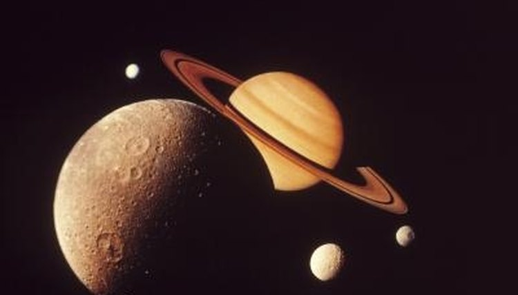 Preschoolers often learn about planets other than Earth through books, movies and television.