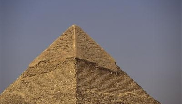 Egypt's pyramids can inspire your students.