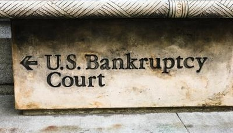 How to Find a Bankruptcy Listing