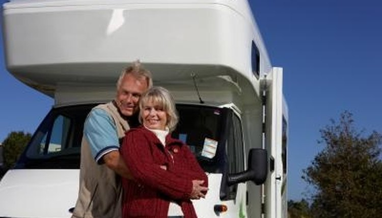 You may be able to deduct the interest you paid to purchase your motor home.
