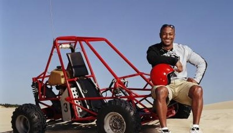 Dune buggies can become street legal if they meet certain requirements.