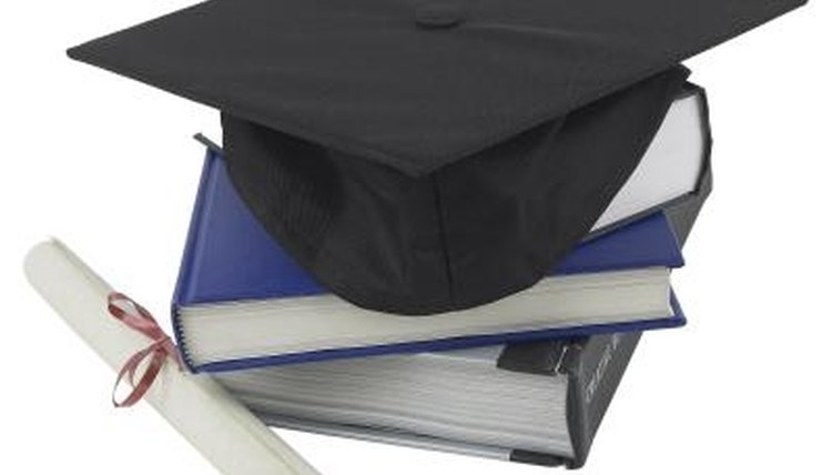 Failure to resolve incomplete grades may affect college graduation at some schools.