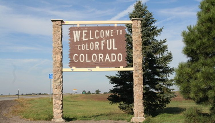 Colorado law, lawsuits