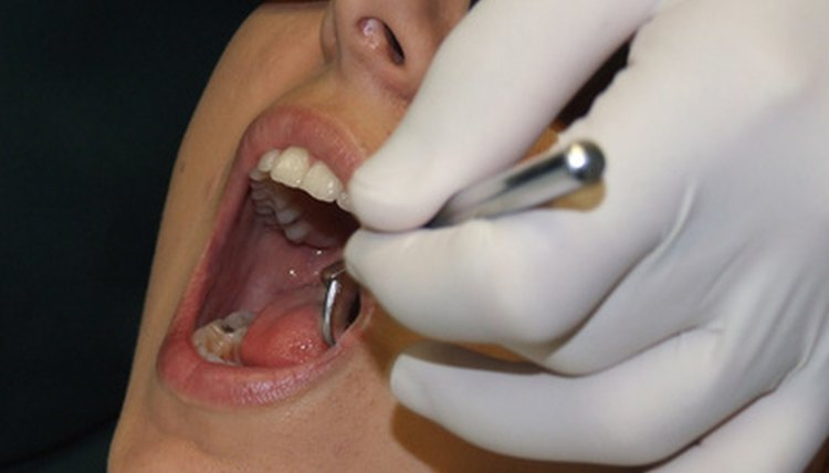 Dentists must receive permission before treating a minor.