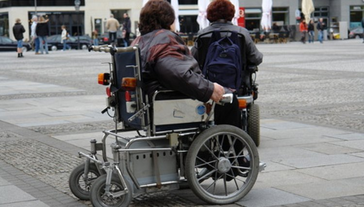 An unexpected disability can result in serious financial difficulties.