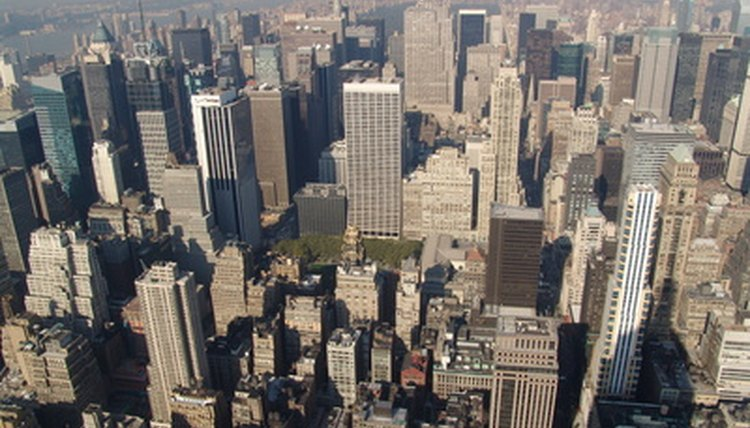 New York is the home of several prominent MBA programs.
