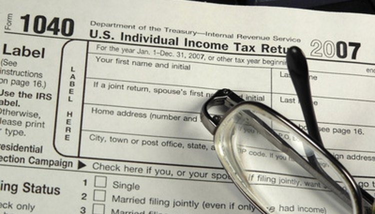 Married people can file income tax returns either jointly or separately.