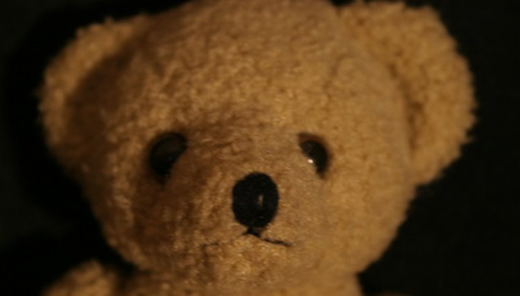 "A teddy bear is the main character of the book ""Corduroy."""