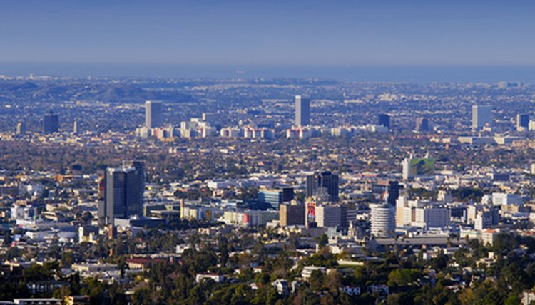 Los Angeles is home to several large universities.