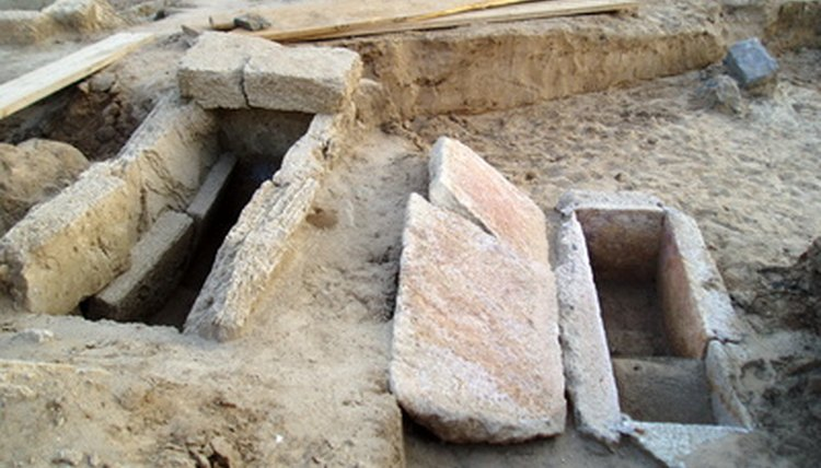 Archaeologists continue to discover artifacts in Egypt's ancient tombs.