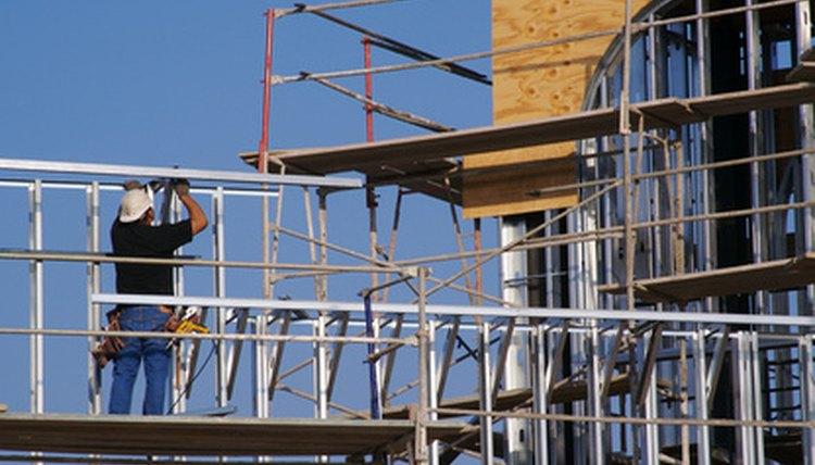 Scaffolding presents many safety risks.