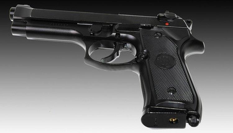 The state of Michigan regards pellet guns as firearms.