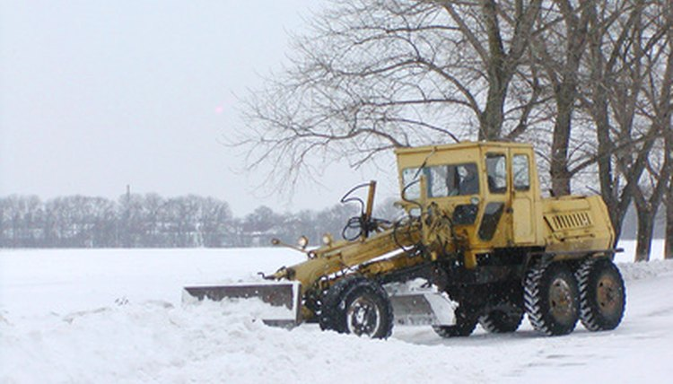 How to Operate a Road Grader | Career Trend